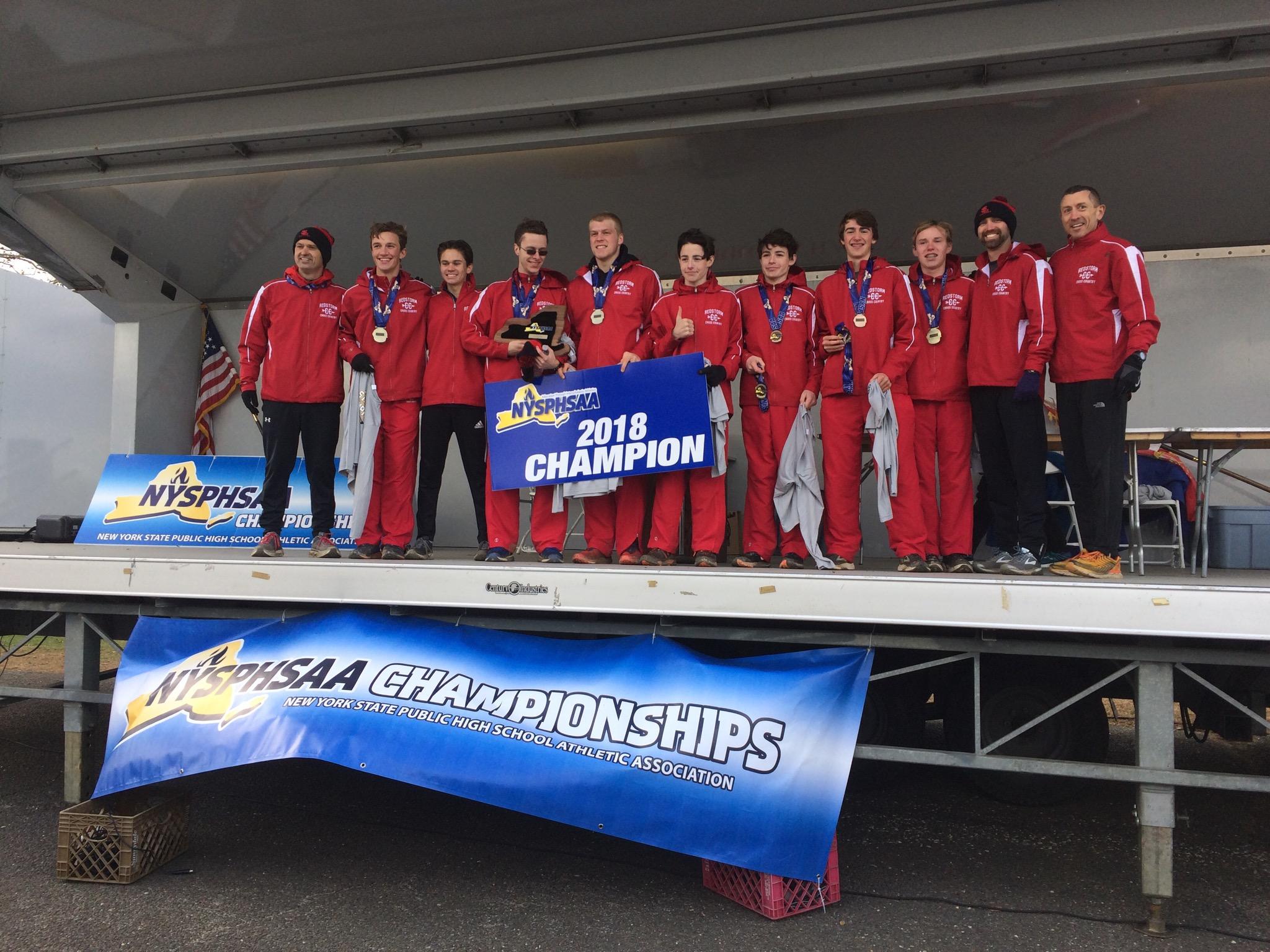 Saranac Lake - State Champions!